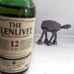 The Glenlivet is where it's A.T.A.T.