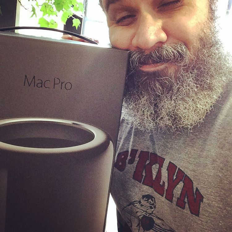 William Fuentes Mac Pro