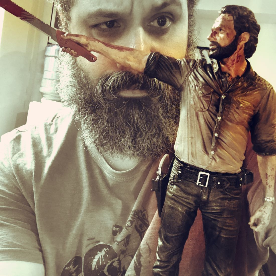 The Rick Fucking Grimes