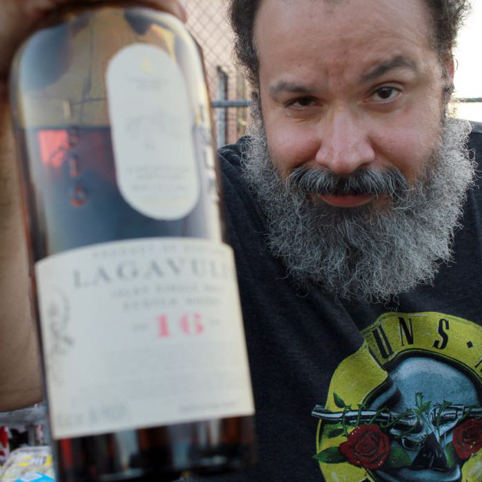 The Lagavulin 16