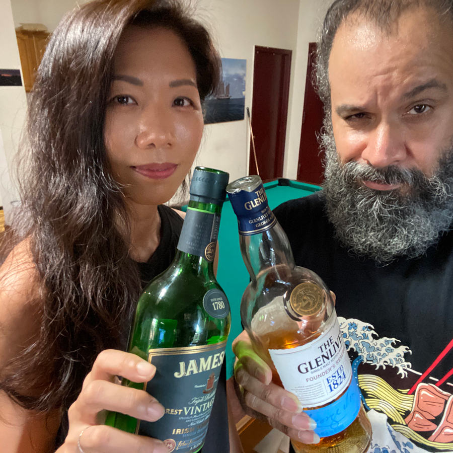 A Toast to fallen Family