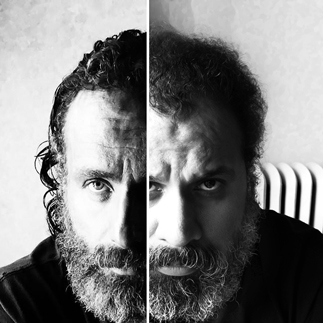 Andrew Lincoln William Fuentes Beard