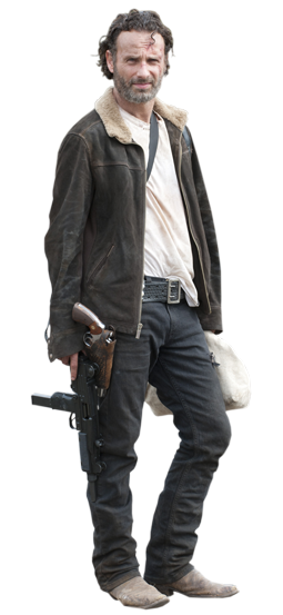 William Funetes Bought the Rick Grimes Jacket