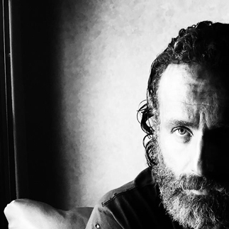 Andrew Lincoln's Beard