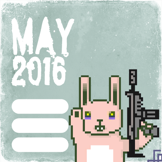 calendar button May 2016 for @WilliamFuentes.com http://bit.ly/may2016wf